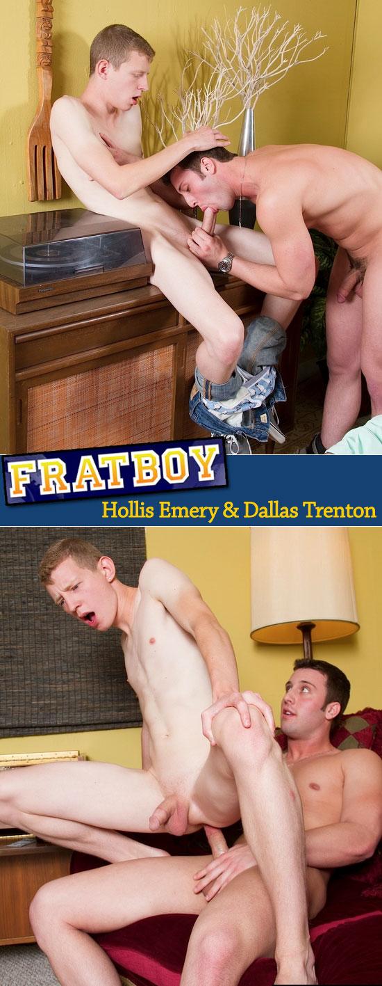 Hollis Emery fucks Dallas Trenton
